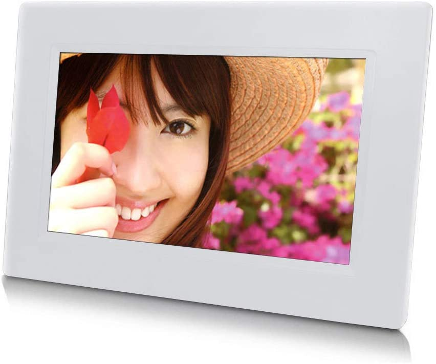 SPFDPF Electronic Photo Frame Digital Photo Frame 7 Inch Advertising Machine 1024600 Support Video Image