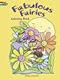 Fabulous Fairies Coloring Book (Dover Coloring Books)