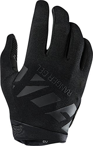 Fox Racing Ranger Gel Glove - Men's Black/Black, L