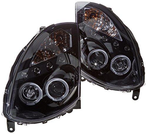 03 g35 headlights coupe - 5
