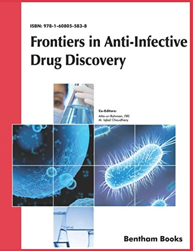 Frontiers In Anti Infective Drug Discovery  Volume 1