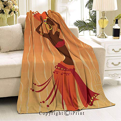(3D Printed Soft Blanket,Living Room/Bedroom Warm Blanket,51