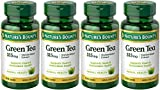 Nature's Bounty Green Tea Extract, 315mg, 400 Capsules (4 X 100 Count Bottles) For Sale