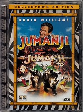 Jumanji (collectors edition) [Italia] [DVD]: Amazon.es: Williams ...
