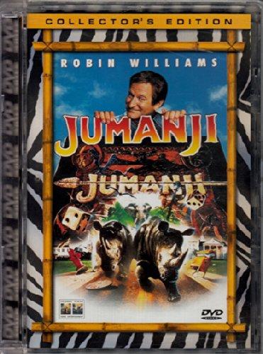Jumanji (collectors edition) [Italia] [DVD]: Amazon.es: Williams, Hyde, Johnston Joe, Williams, Hyde: Cine y Series TV