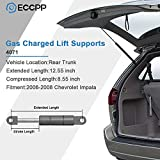 ECCPP Lift Supports Rear Trunk Struts Gas Springs