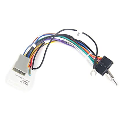 Amazon.com: Dasaita Car Stereo Wiring Harness Cable with ... on