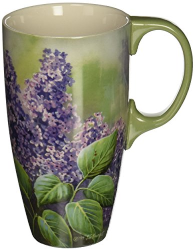LANG - 18 oz. Ceramic Latte Mug -