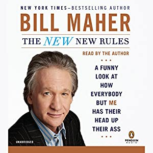 The New New Rules Audiobook