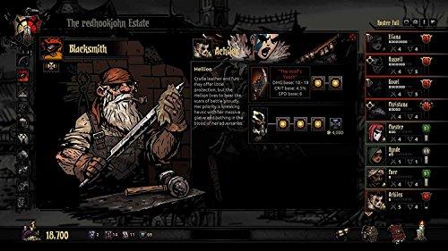 51 AxZH%2Bf2L - Darkest Dungeon: Ancestral Edition - PlayStation 4