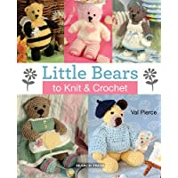 Little Bears to Knit & Crochet