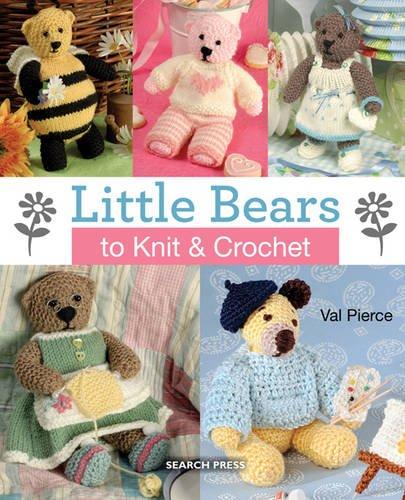 Read Online Little Bears to Knit & Crochet pdf epub