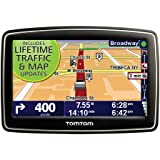 TomTom XL 335TM 4.3-Inch Portable GPS Navigator (Lifetime Traffic and Maps Edition)(Discontinued by Manufacturer)