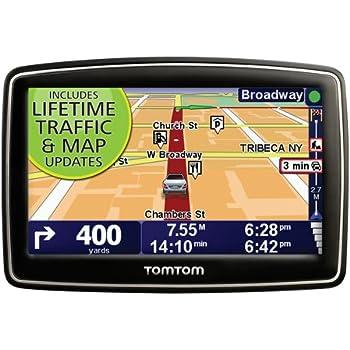Amazoncom TomTom XL 340TM 43Inch Portable GPS Navigator