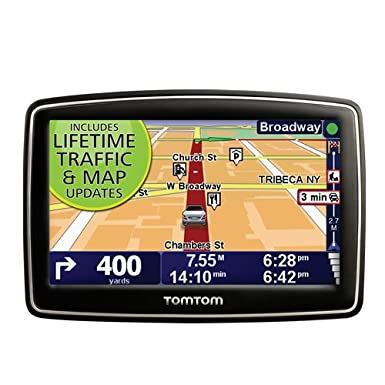 TomTom XL 335S Portable GPS Navigator-4.3-Inch