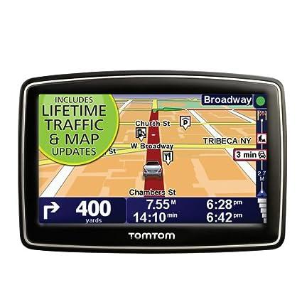Amazoncom TomTom XL 335TM 43Inch Portable GPS Navigator