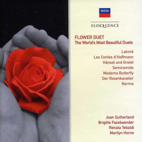 CD : VARIOUS ARTISTS - Flower Duet / Various (CD)