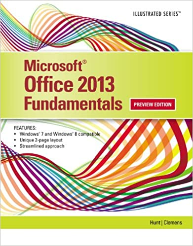 Microsoft office 2013 illustrated fundamentals 001 marjorie s microsoft office 2013 illustrated fundamentals 001 marjorie s hunt barbara clemens ebook amazon fandeluxe Image collections