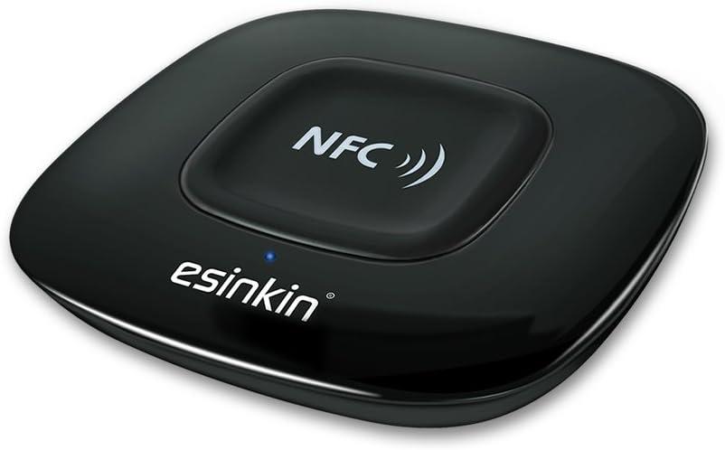 Esinkin Bluetooth Receiver Wireless Audio Adapter 4.0