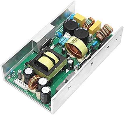 Upgraded Version JoyNano DC 36V 10A Switching Power Supply 360W AC-DC Converter Transformer for Brake Machine Industrial Automation CNC Stepper Motor and More