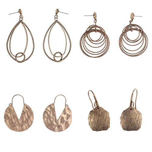 Coolcoco Luxury Fashion Tassel Earrings for Lady Woman Girls Prime