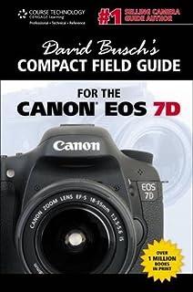 amazon com david busch s canon eos 7d guide to digital slr rh amazon com Canon Instruction Manual Canon Instruction Manual