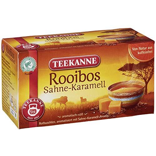 German Teekanne Rooibos Tea Cream Caramel - 1 x 35 ()