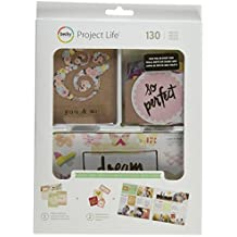 Project Life Notes and Things Value Kit