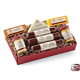Hickory Farms Warm & Hearty Fathers Day, Mothers Day Gift Box