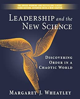 Amazon leadership and the new science discovering order in a leadership and the new science discovering order in a chaotic world by wheatley fandeluxe Gallery