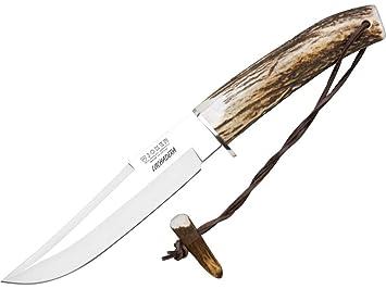 Joker Knives CC73 - Cuchillo DE Monte con PUÑO Punta DE ...