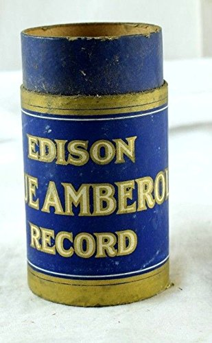 Solo Record (DAAB - The Magic Flute Bell Solo - Edison Cylinder Record)