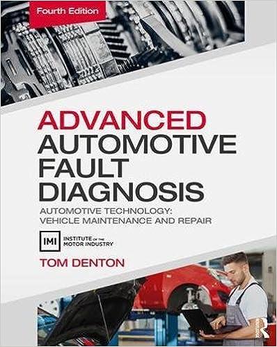 Automotive diagnosis and repair
