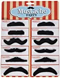 Arts & Crafts : Black Mustache Party Pack