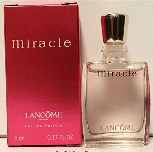 (Lancome Miracle Eau de Parfum Spray for Women, 0.16 Ounce/ 5 ML )