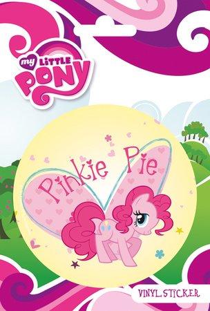 Pegatina de vinilo My Little Pony Pinkie Pie: Amazon.es: Hogar