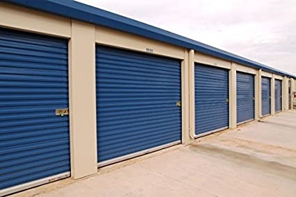 DuroSTEEL JANUS 12u0027x12u0027Commercial 1000 Series Metal Roll Up Door U0026 Hardware  DiRECT