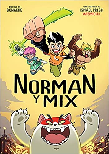 Norman Y Mix por Wismichu Wismichu epub