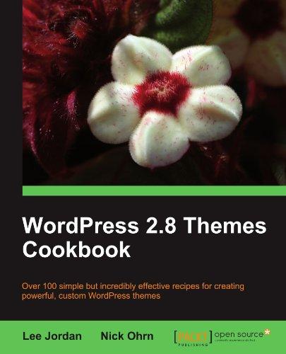 WordPress 2.8 Themes Cookbook by Lee Jordan , Nick Ohrn, Packt Publishing
