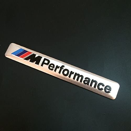 "Motorhaube OxGrow TM 85 x 12/mm Emblem /""M Performance/"" 1/St/ück zum Aufkleben auf Auto Motorrad"