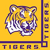Creative Converting LSU Tigers Beverage Napkins (20 Count)