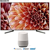 Sony XBR75X900F 75-Inch 4K Ultra HD Smart LED TV (2018 Model) with Google Home (White)