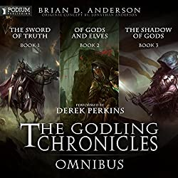 The Godling Chronicles Omnibus