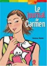 Le journal de Carmen par Walder