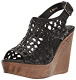 Very Volatile Womens Inventive Wedge Sandal