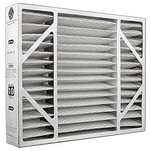 Lennox 20x25x5 X0586 MERV 11 Box Replacement Filter for Lennox and Honeywell