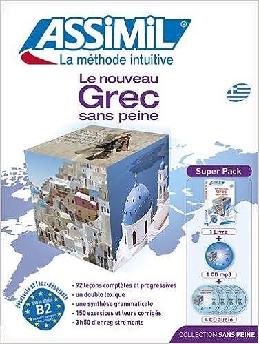 assimil le nouveau grec sans peine