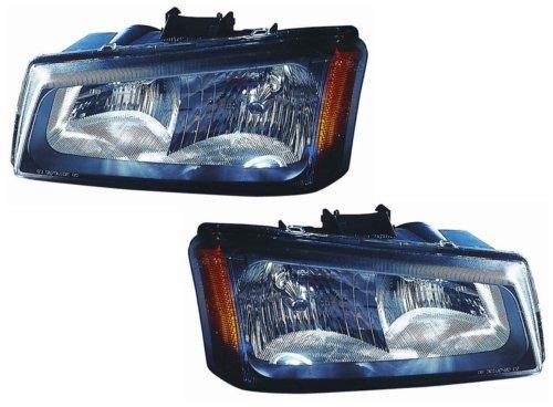 Chevy Silverado 1500 2500 3500 Hd 03 04 Pickup Headlight (3500 Pickup Headlight)