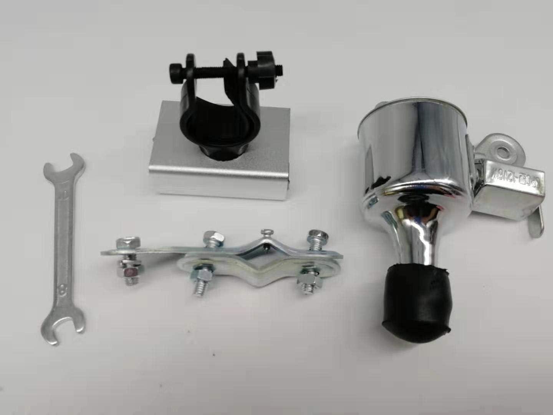 Hwydo - Dinamo de bicicleta (con cargador USB para móviles, 12 V ...