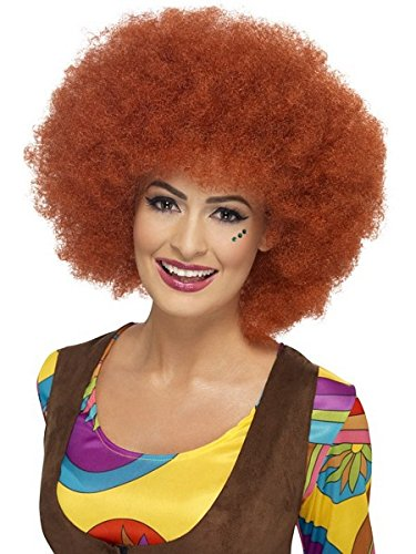 Smiffys '60s Afro Wig